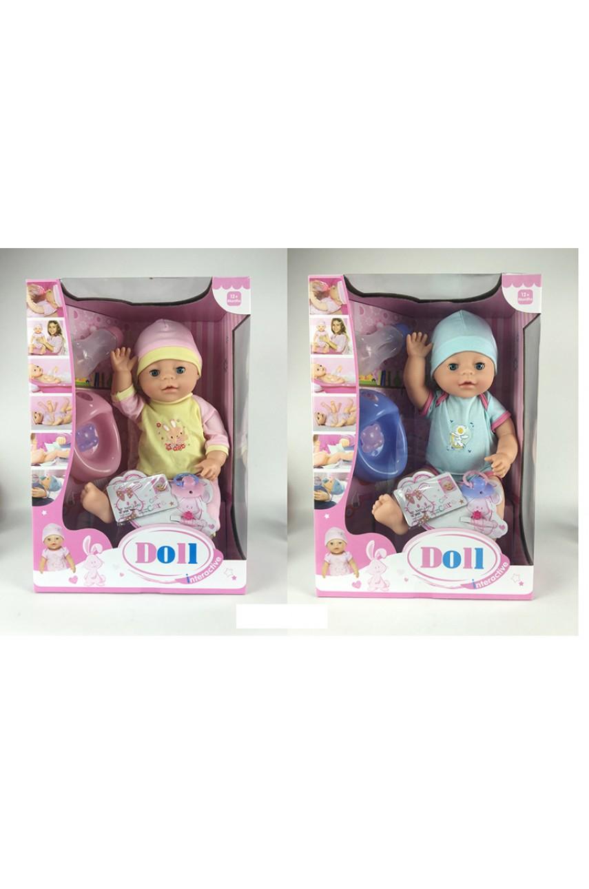 Кукла Baby Doll YL1710G