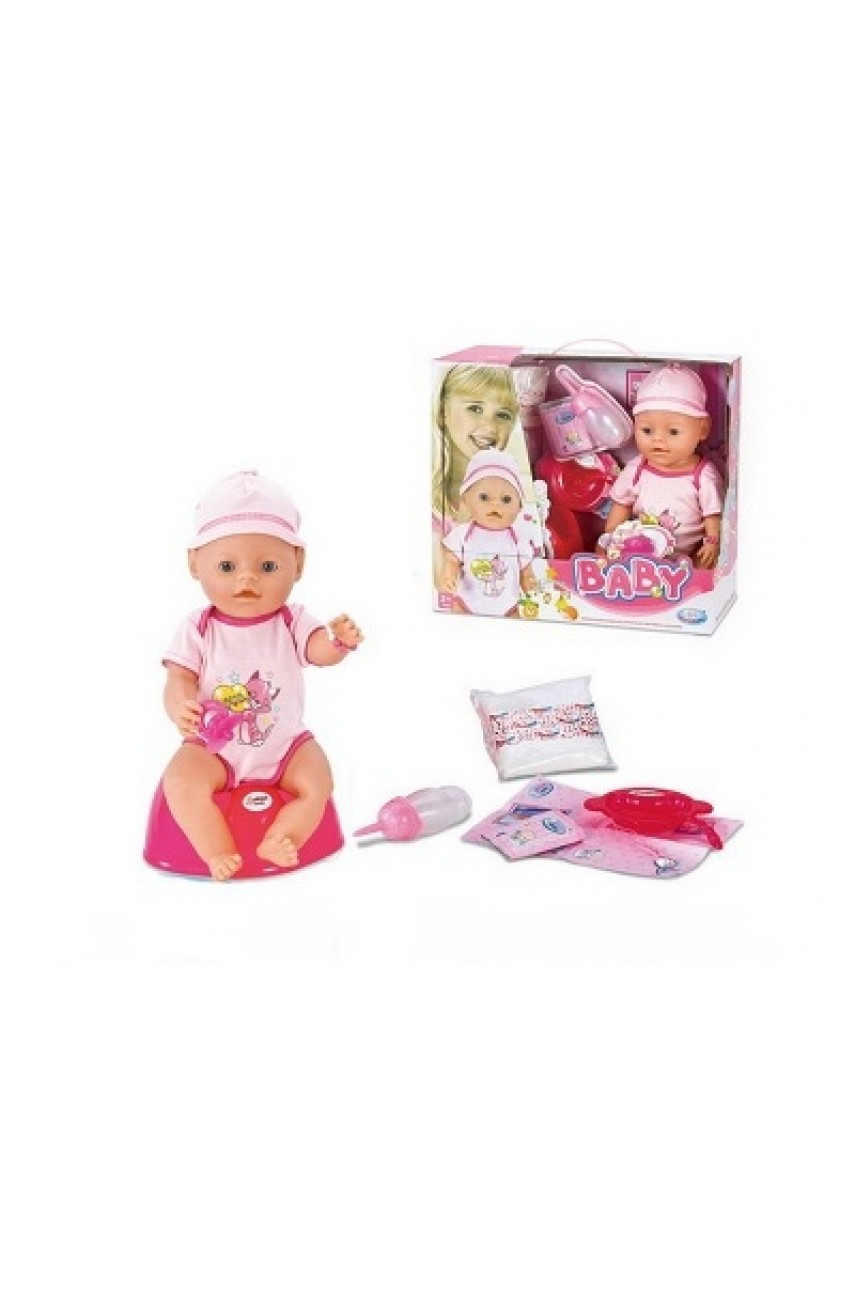 Кукла Warm Baby RT05068-1
