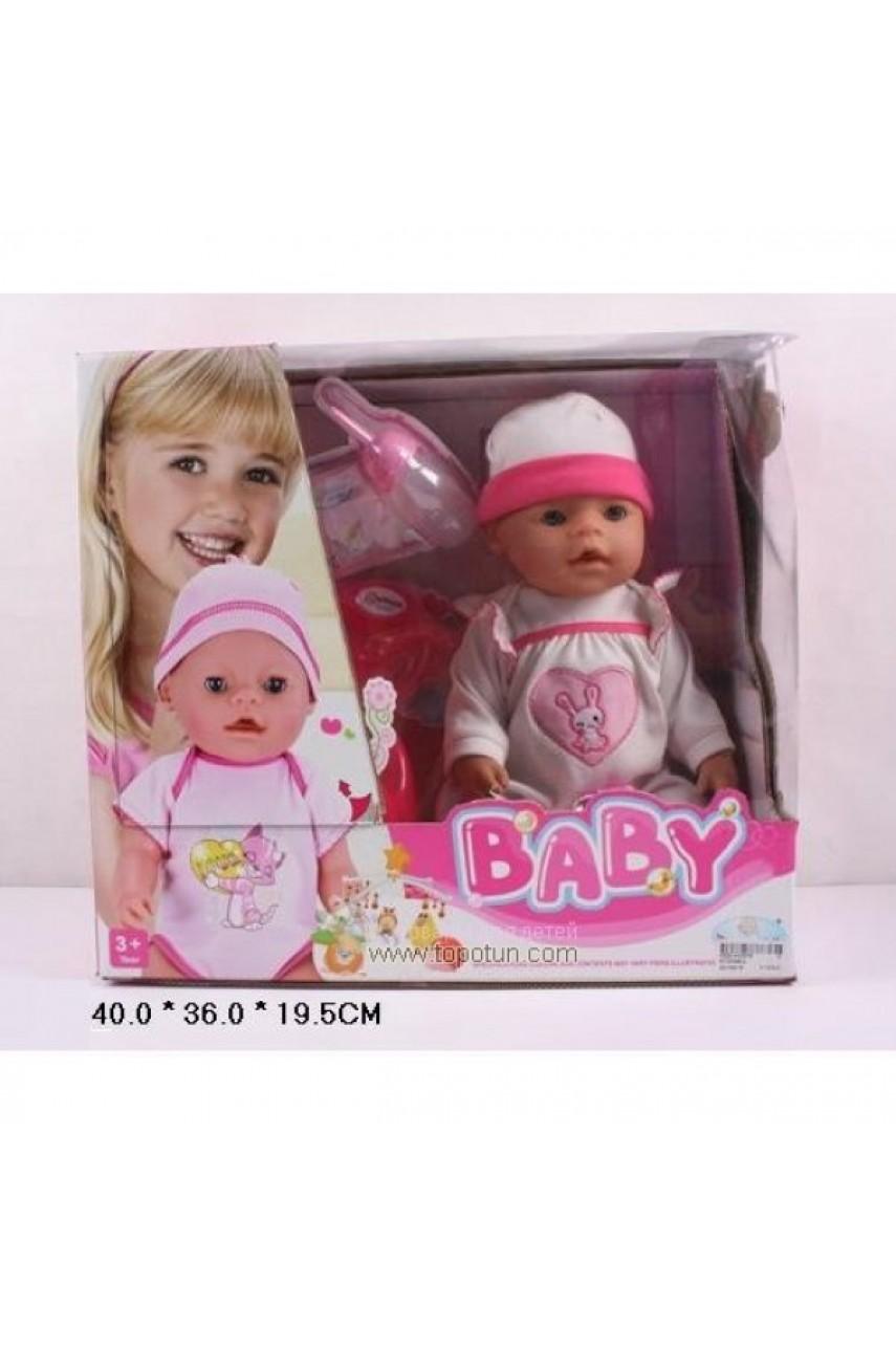 Кукла Warm Baby RT05068-2