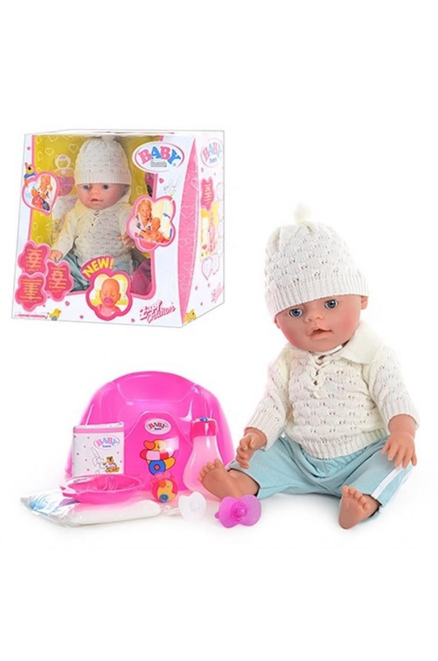 Кукла Baby Doll 8001-E