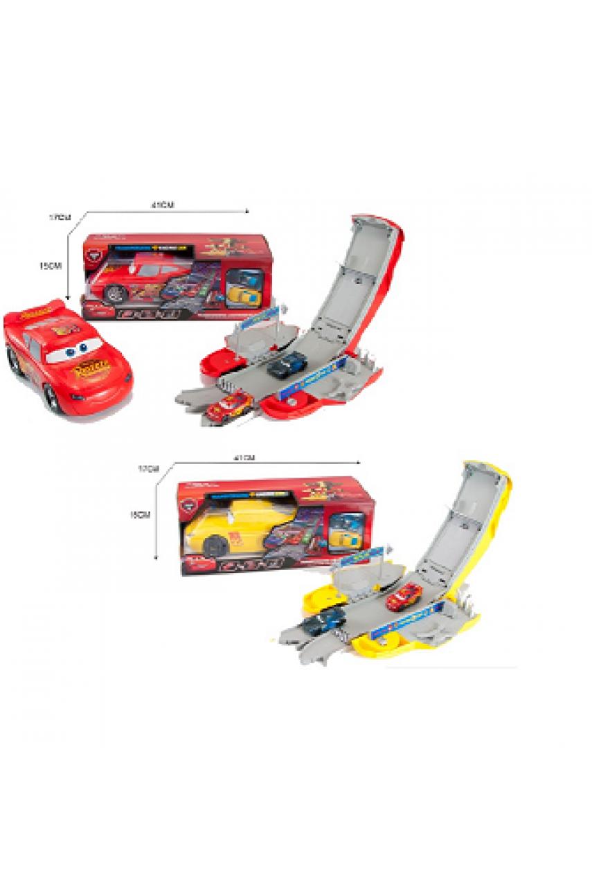 Машина-трансформер Тачки 6351