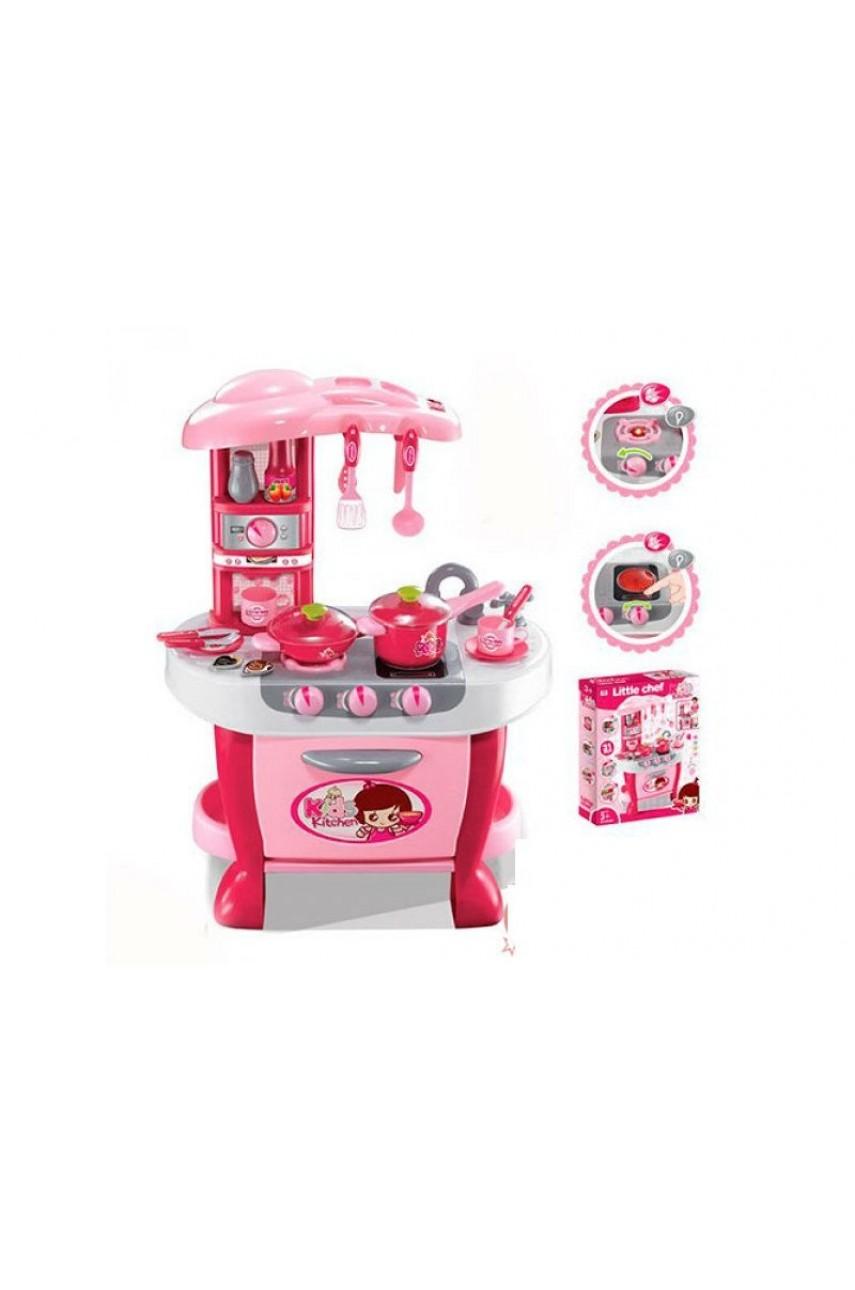 Детская игровая кухня Маленький шеф 008-801