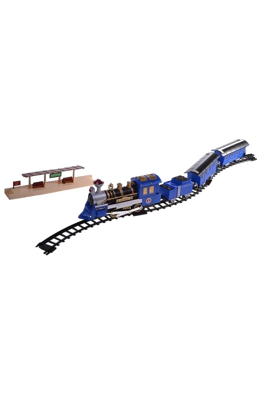 Детская железная дорога Play Smart 0641 путь 570 см