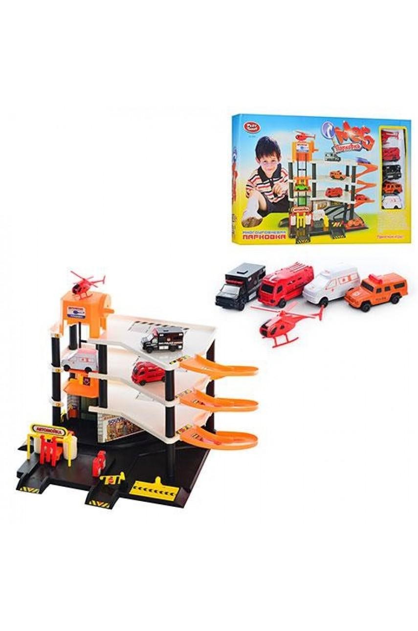 Игровой набор Паркинг 0846