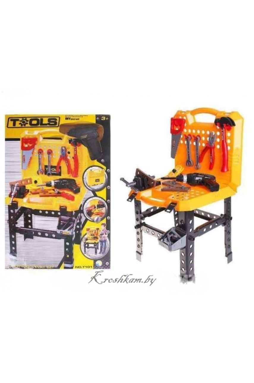 Игровой набор инструментов T101