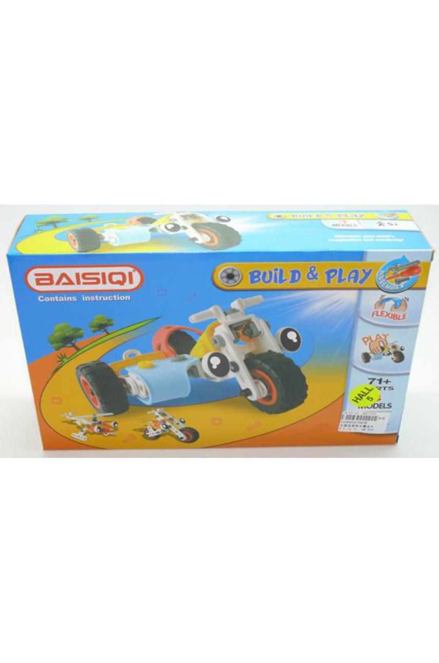 Конструктор Build&Play 6828В Мотоцикл