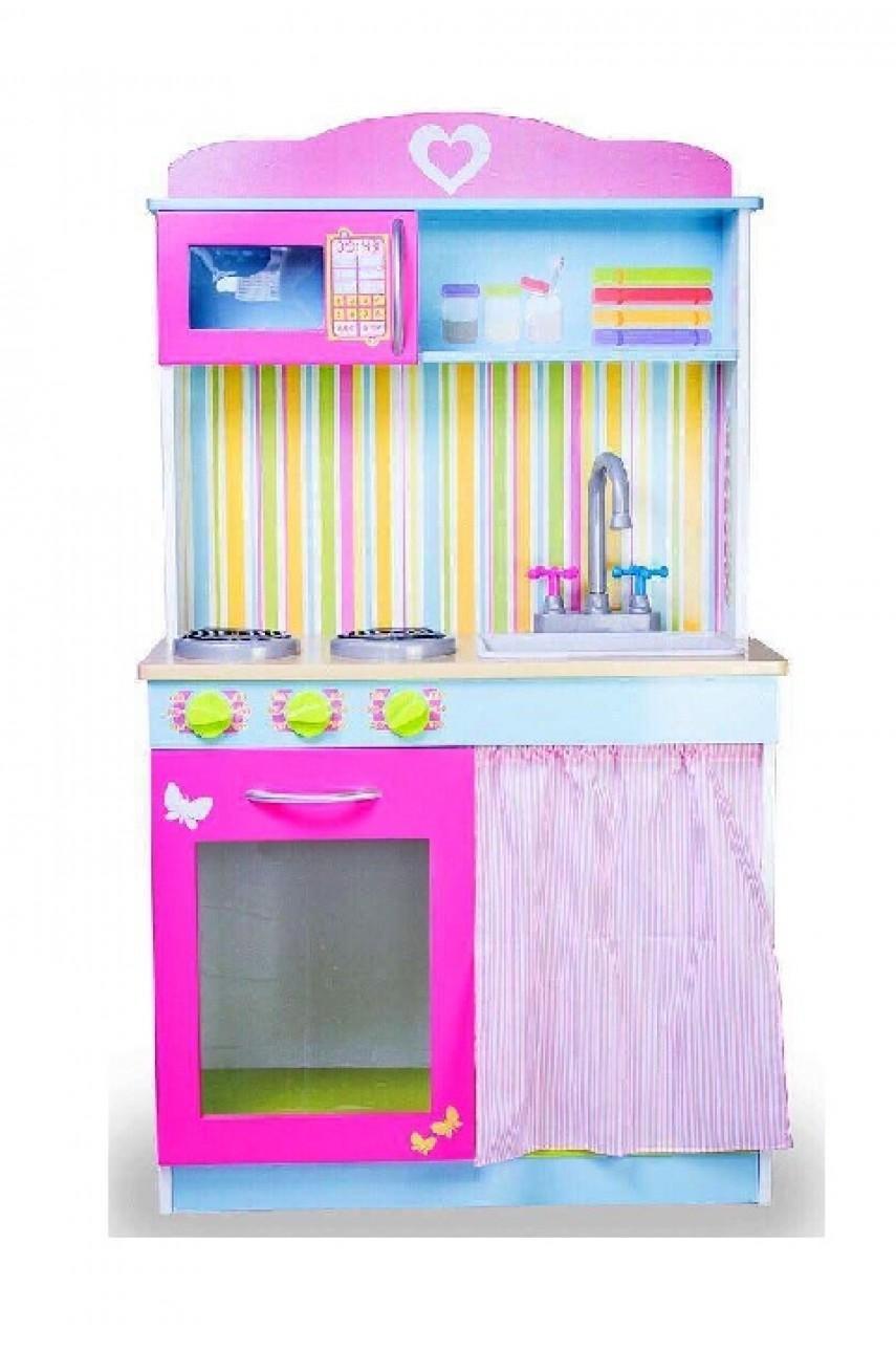 Детская деревянная кухня VT174-1150