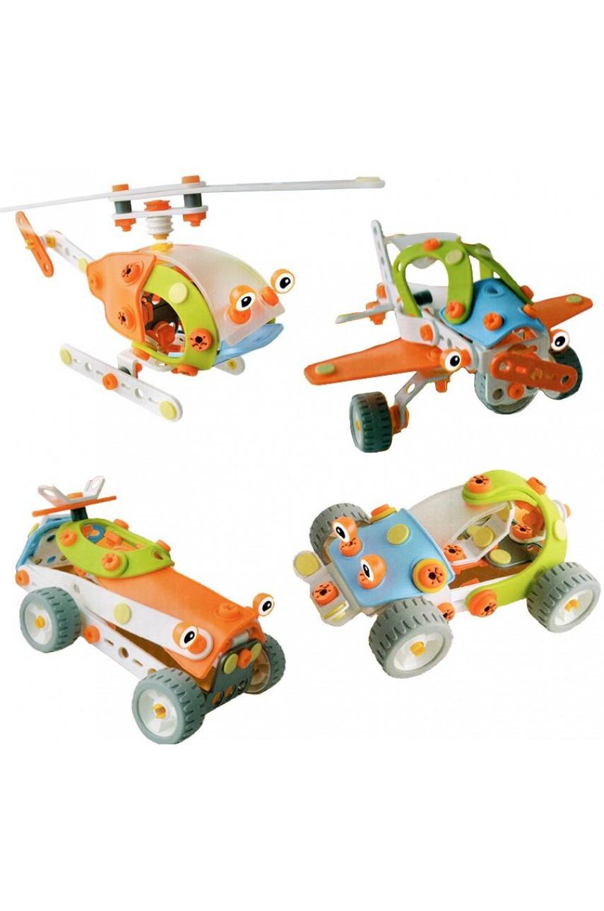 Конструктор Build&Play 6826 Вертолет