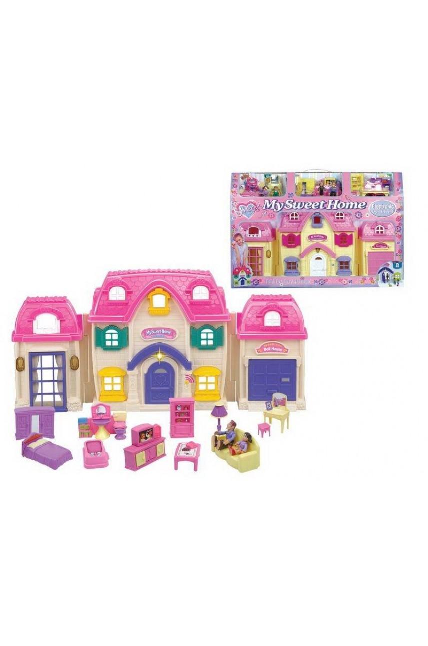 Домик  для кукол My sweet home  16473