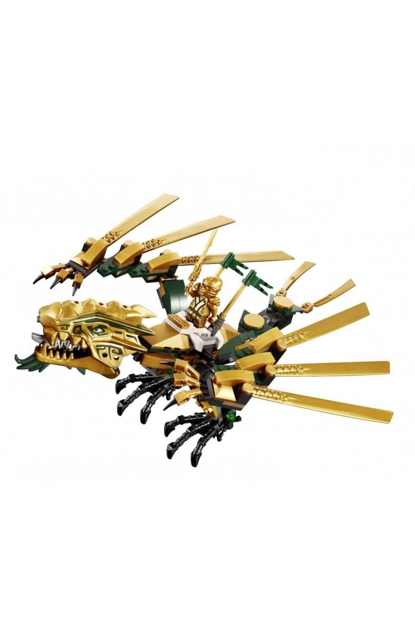 Конструктор NINJA 9793 Золотой дракон