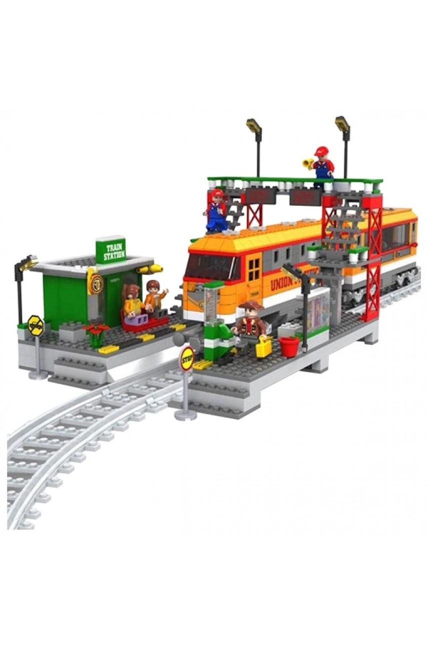 Конструктор Ausini 25110 Поезд