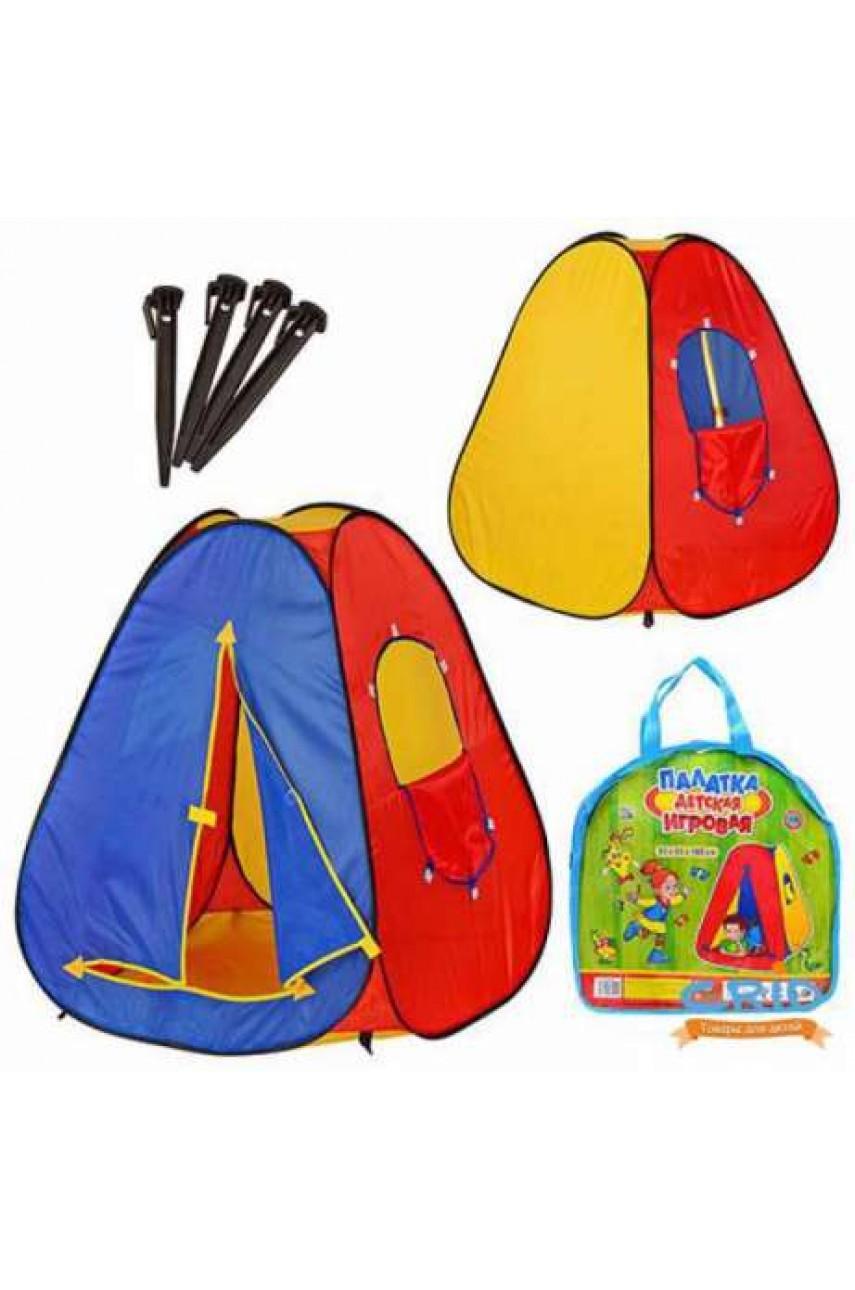 Детская игровая палатка Пирамида 5030