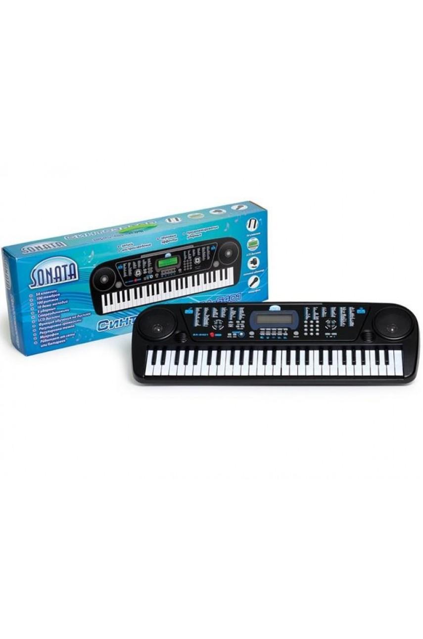 Детский синтезатор Sonata 5401