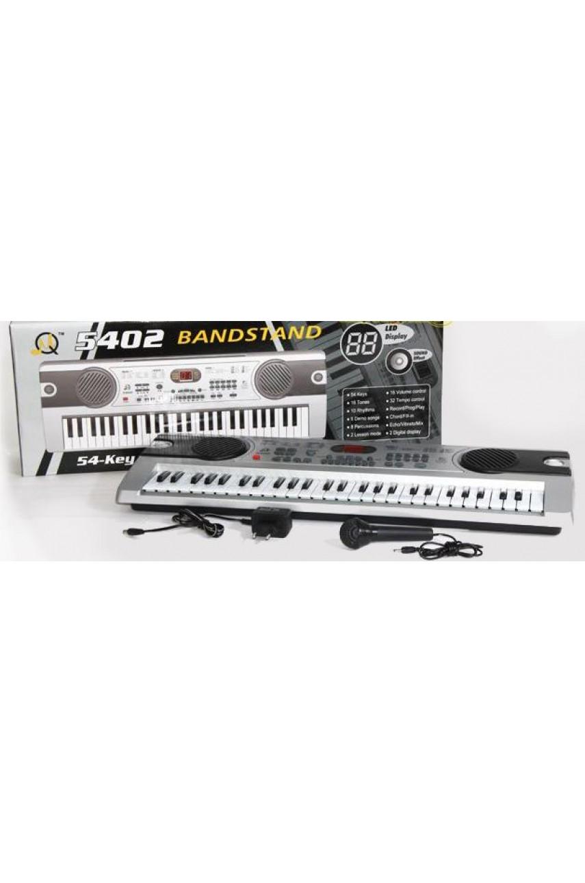 Детский синтезатор-пианино MQ 5402