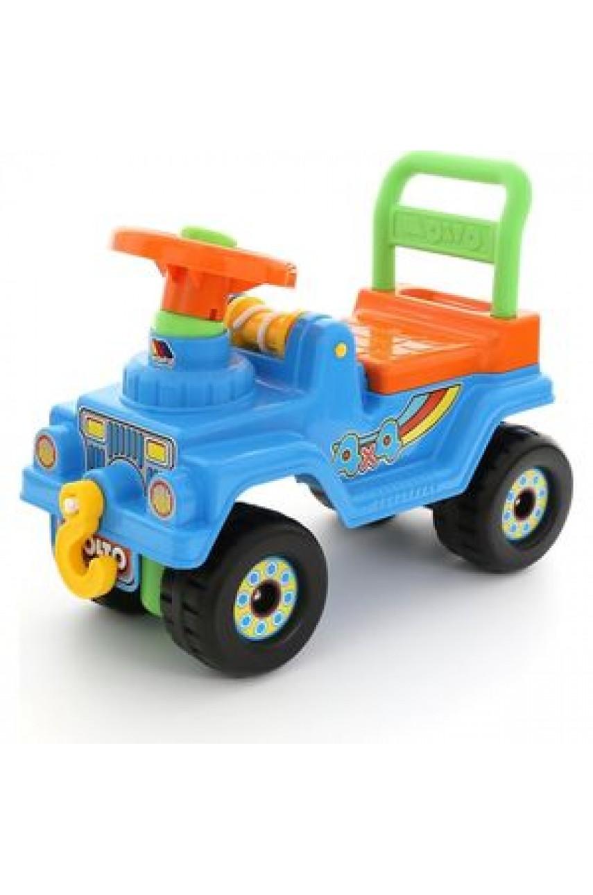 Детская Каталка Джип 62789 Полесье