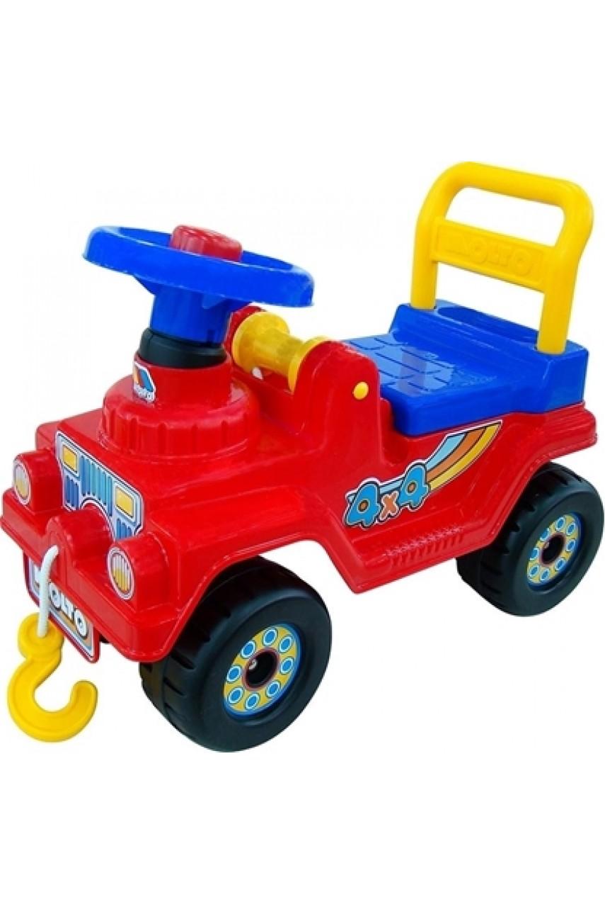 Детская Каталка Джип 62796 Полесье