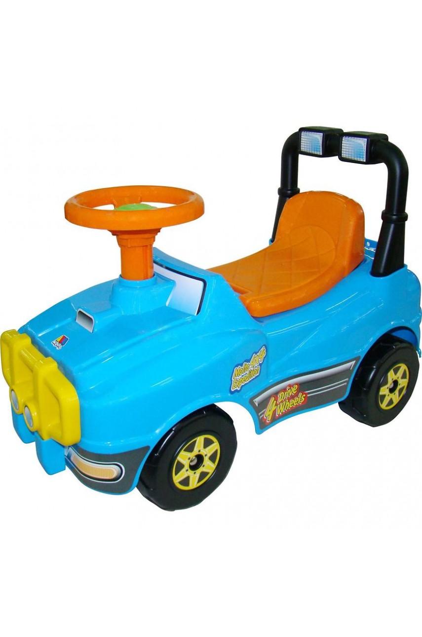 Детская Каталка Джип 62840 Полесье