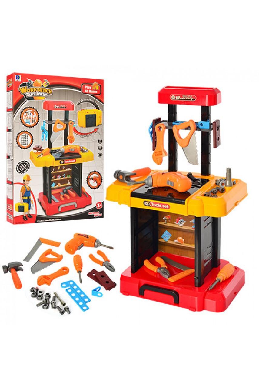Детский набор инструментов 661-181