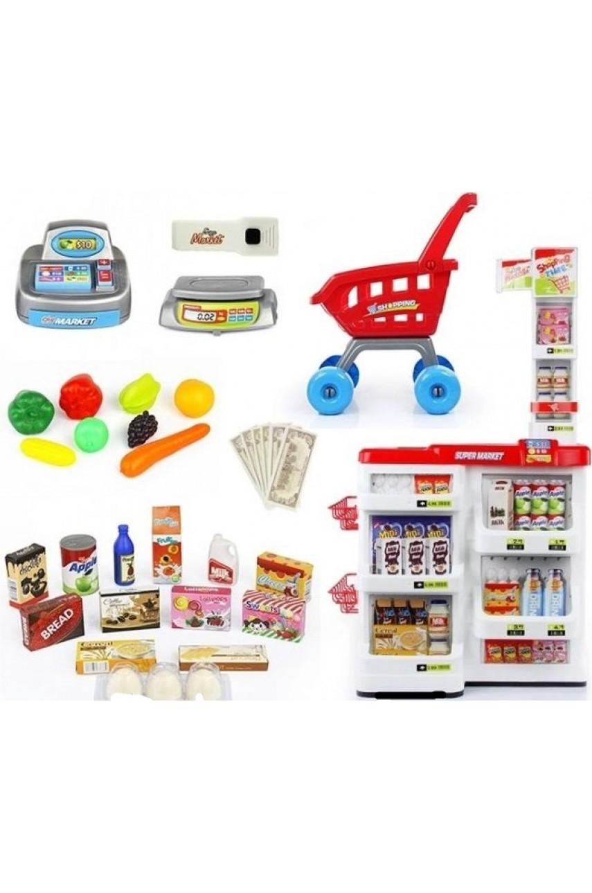 Игровой набор Супермаркет 668-01