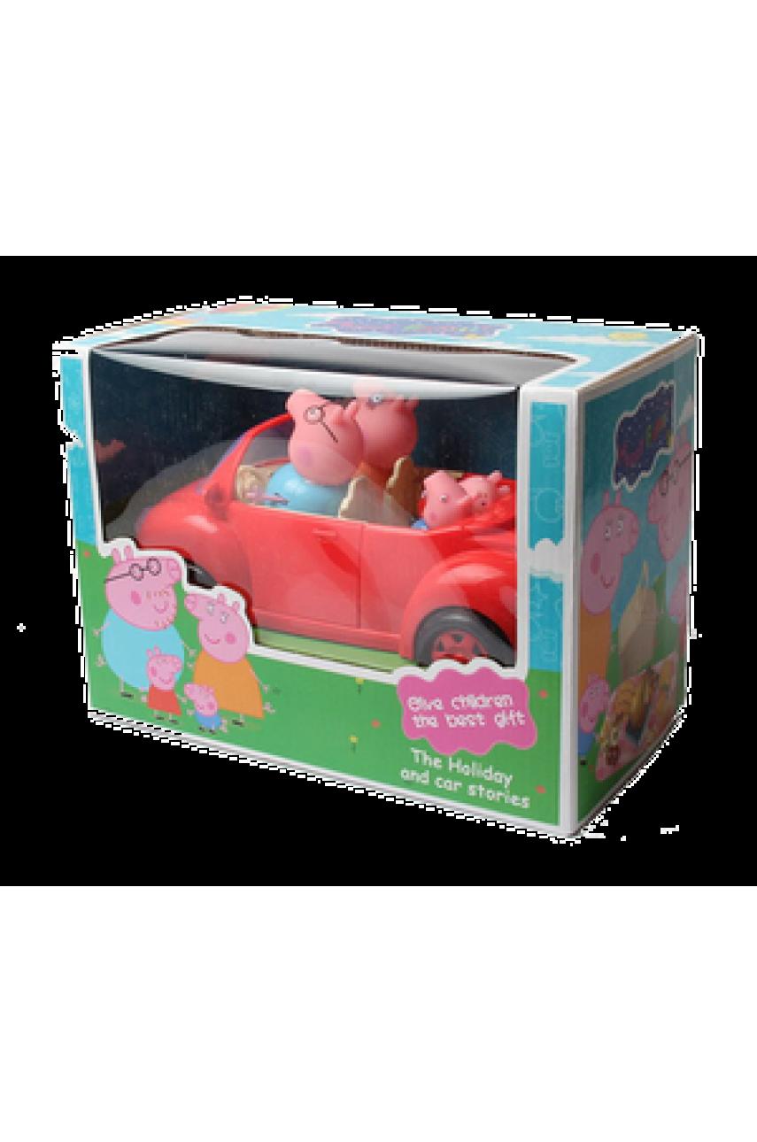 Игровой набор Машина для пикника свинка Пеппа ТМ8807