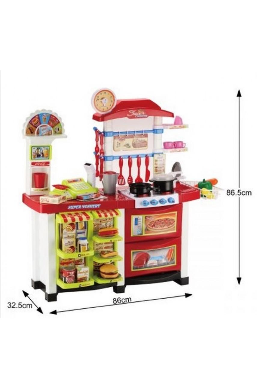 Детская игровая кухня Kitchen 889-05