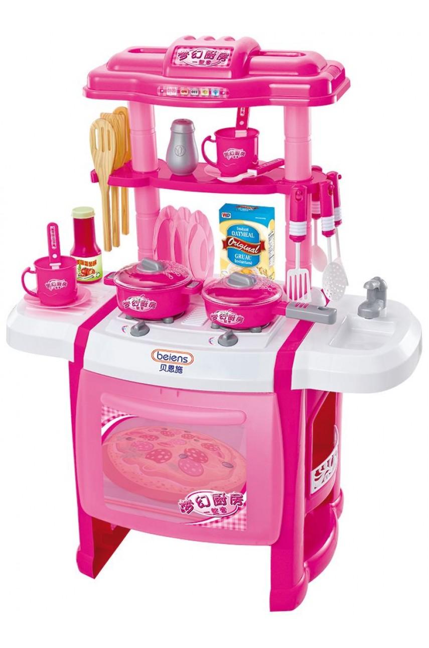 Детская игровая кухня Kitchen Set WD-A15