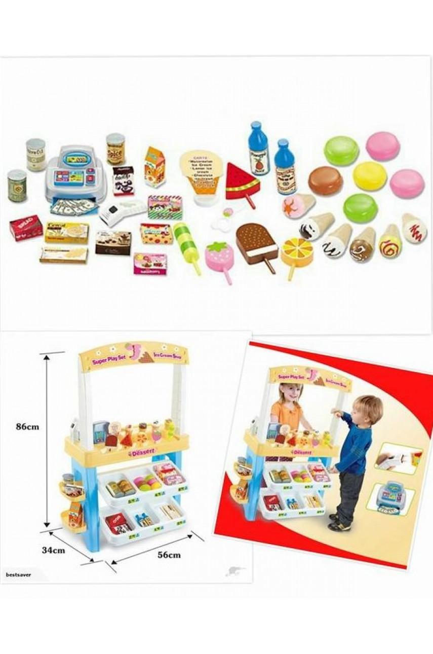 Игровой набор Super Market Магазин сладостей 668-08