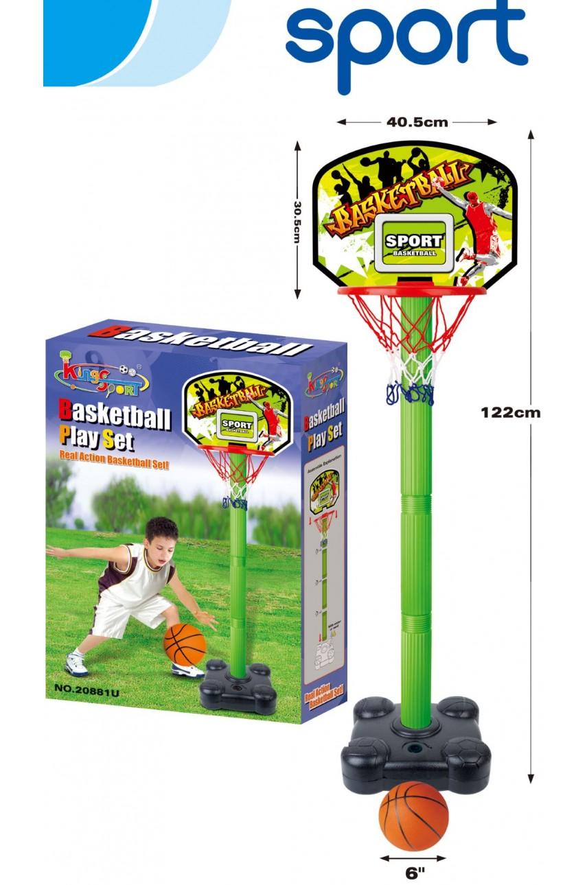 Баскетбольная стойка 20881U