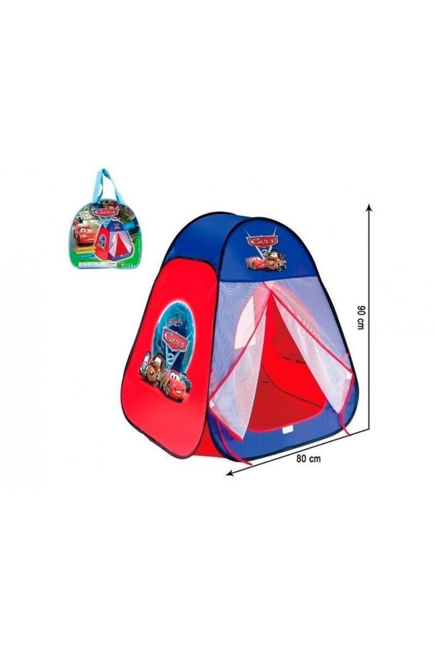 Игровая палатка Тачки