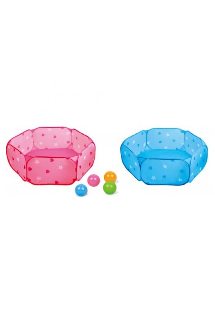 Детский игровой манеж с шариками 333A-50