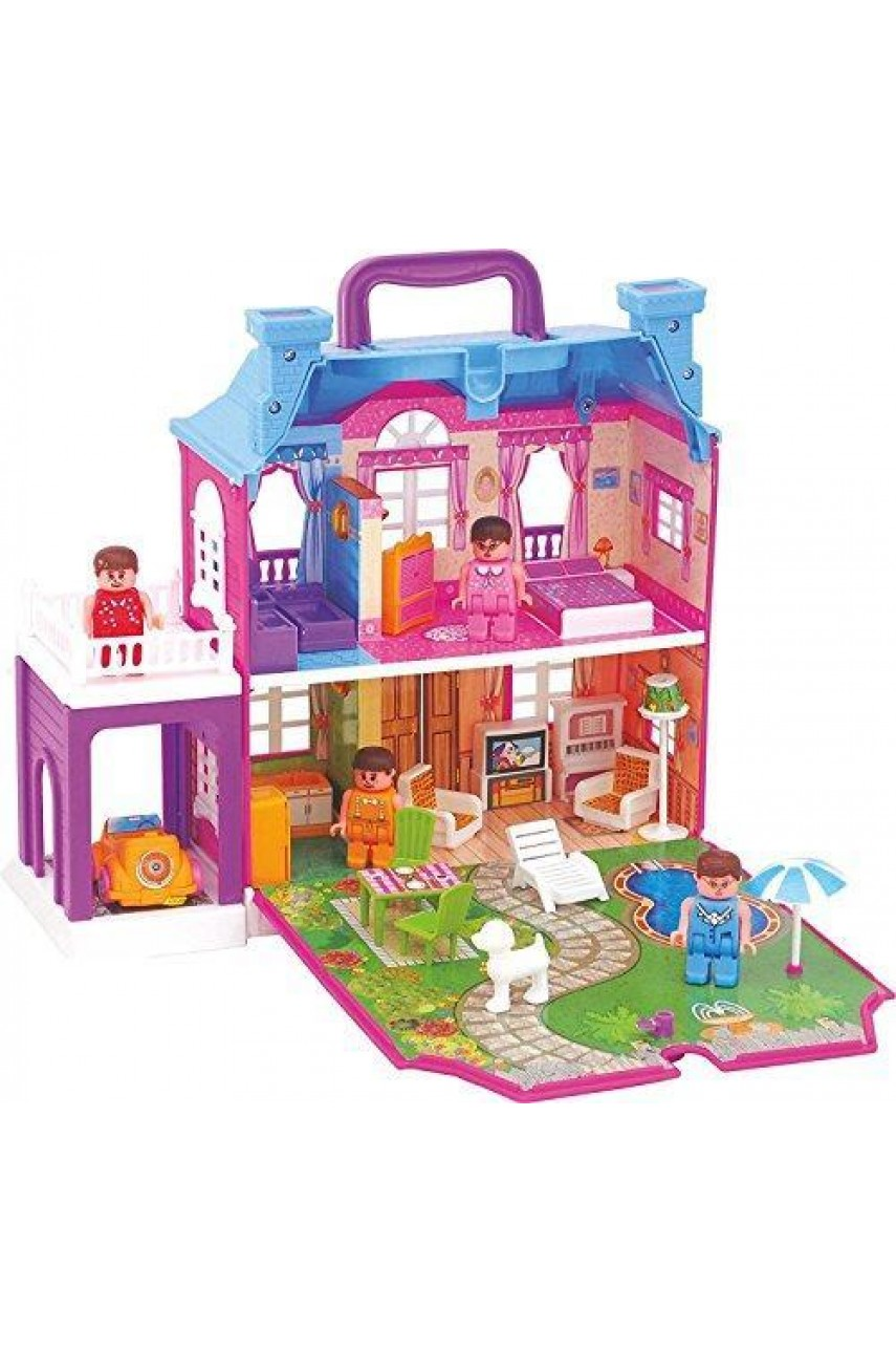 Домик для кукол Dream Palace 886