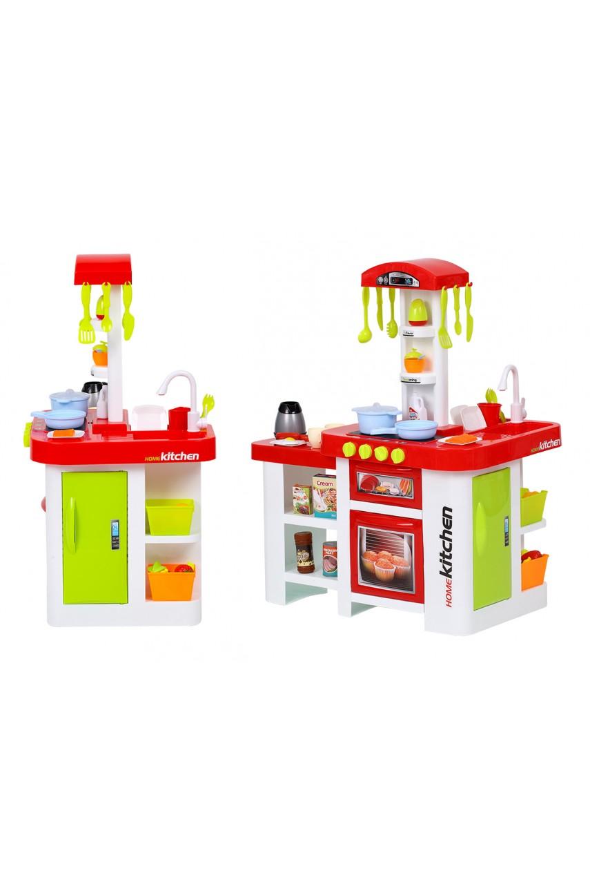 Детская игровая кухня 899-64 ЛЬЕТСЯ ВОДА