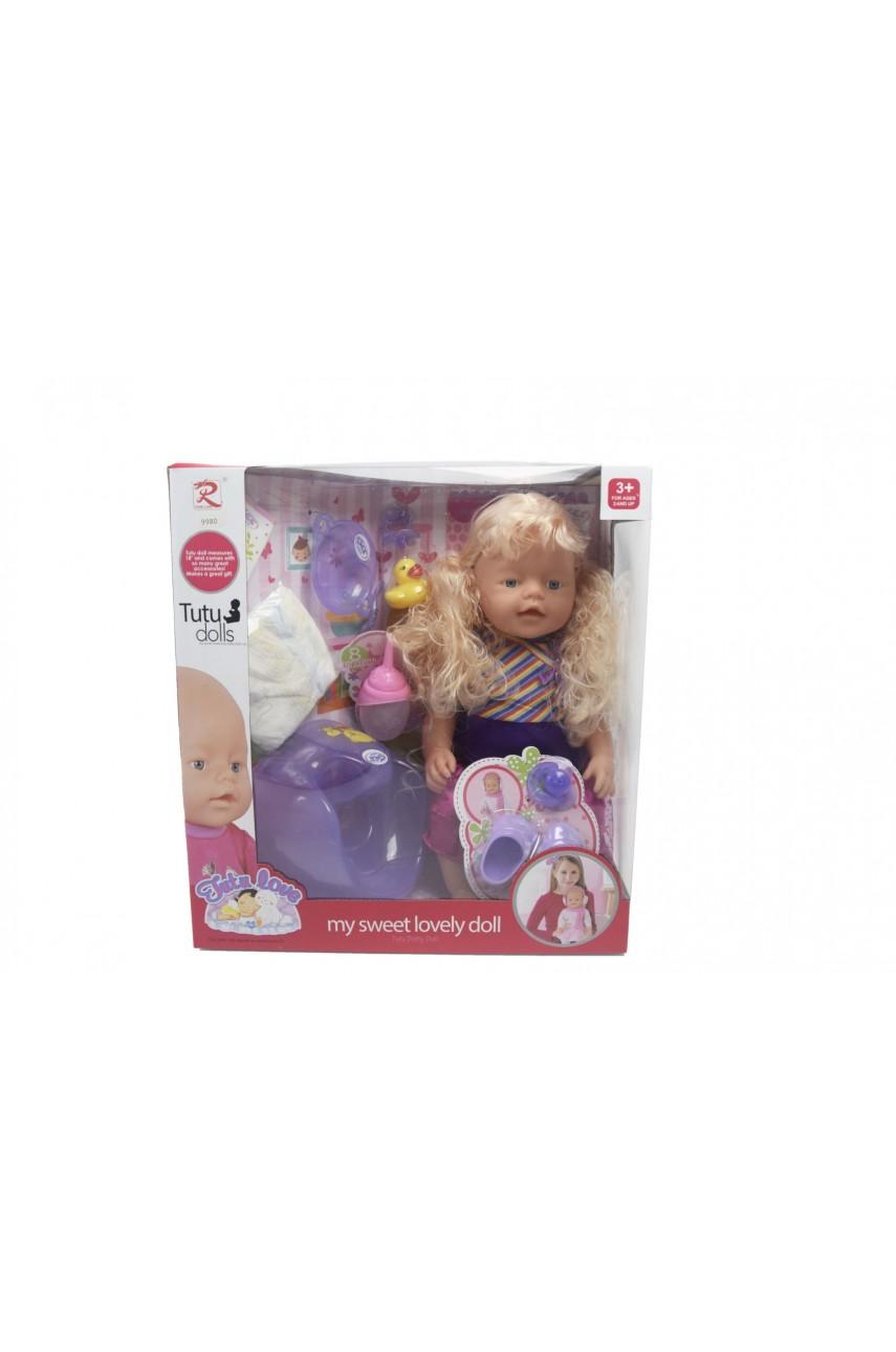 Кукла Пупс Tutu Love 9980