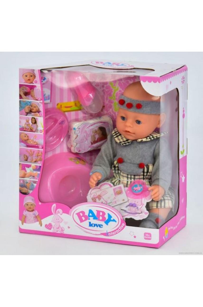 Кукла Baby Love BL023B