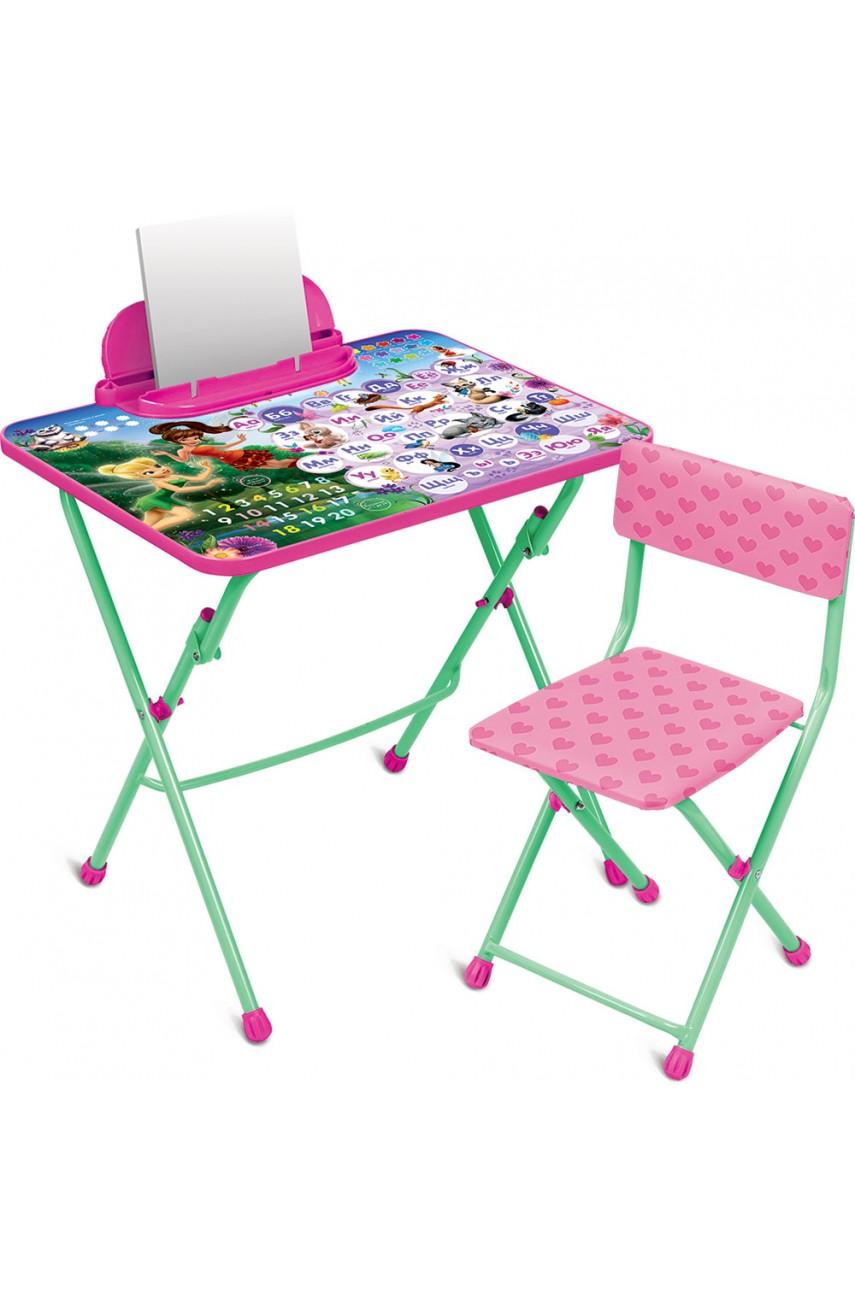 Комплект складной мебели Ника Феи Азбука Д3Ф1