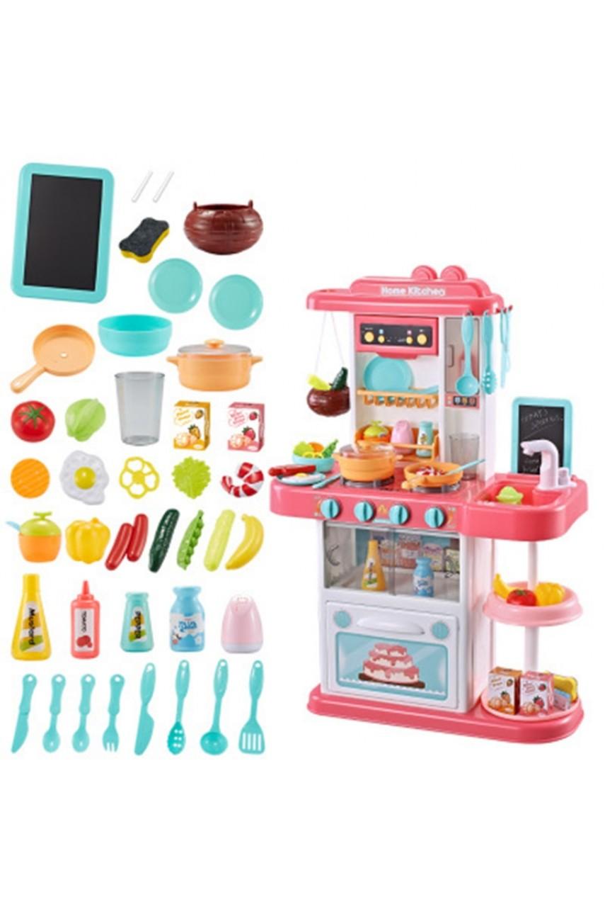 Детская игровая кухня с ПАРОМ И ВОДОЙ 889-164 / 889-163