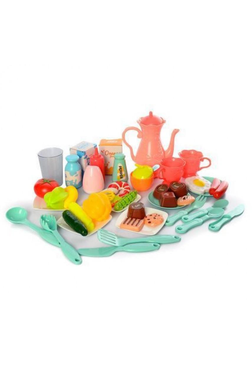 Детская игровая кухня с ВОДОЙ 889-63