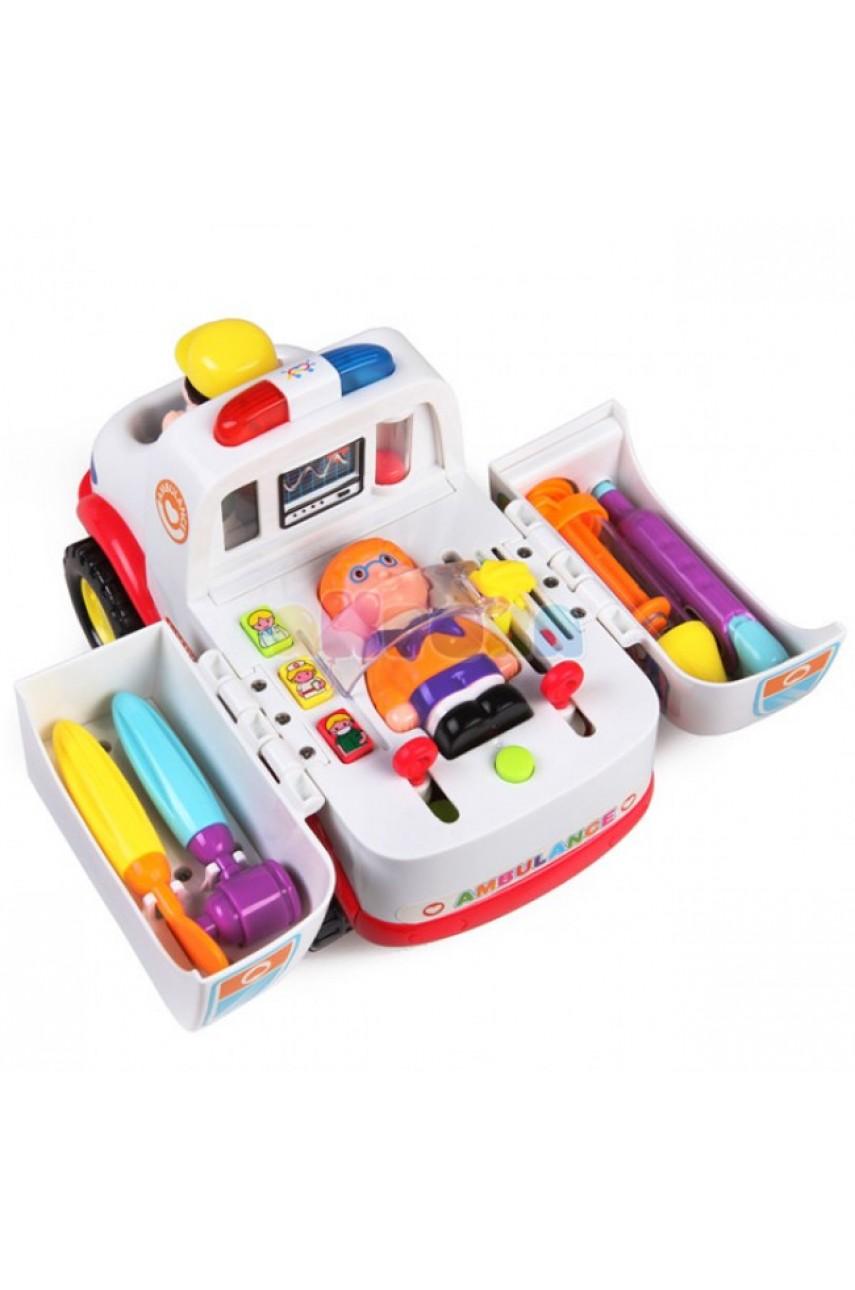Игровой набор Добрый доктор Joy Toy 9473