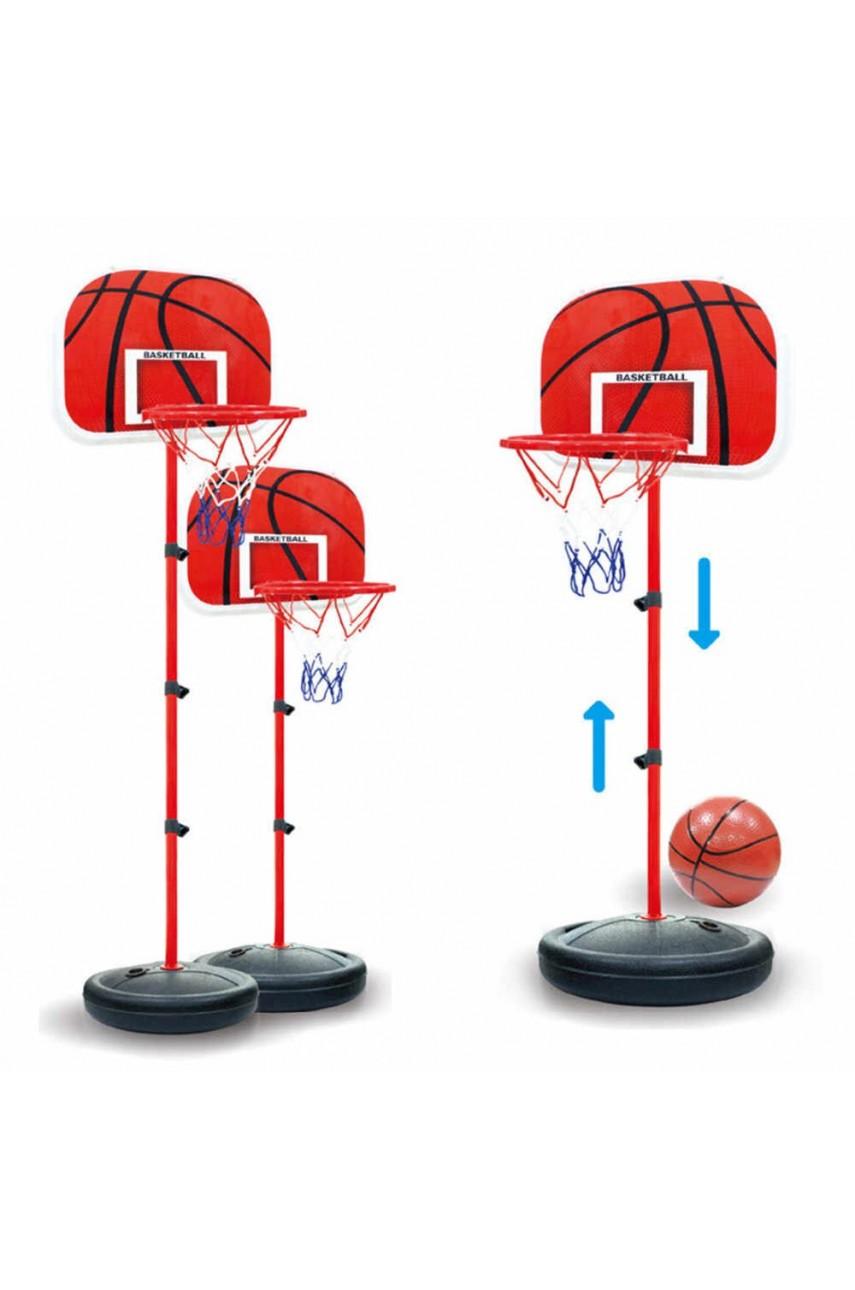 Баскетбольное кольцо на стойке 50-160 см