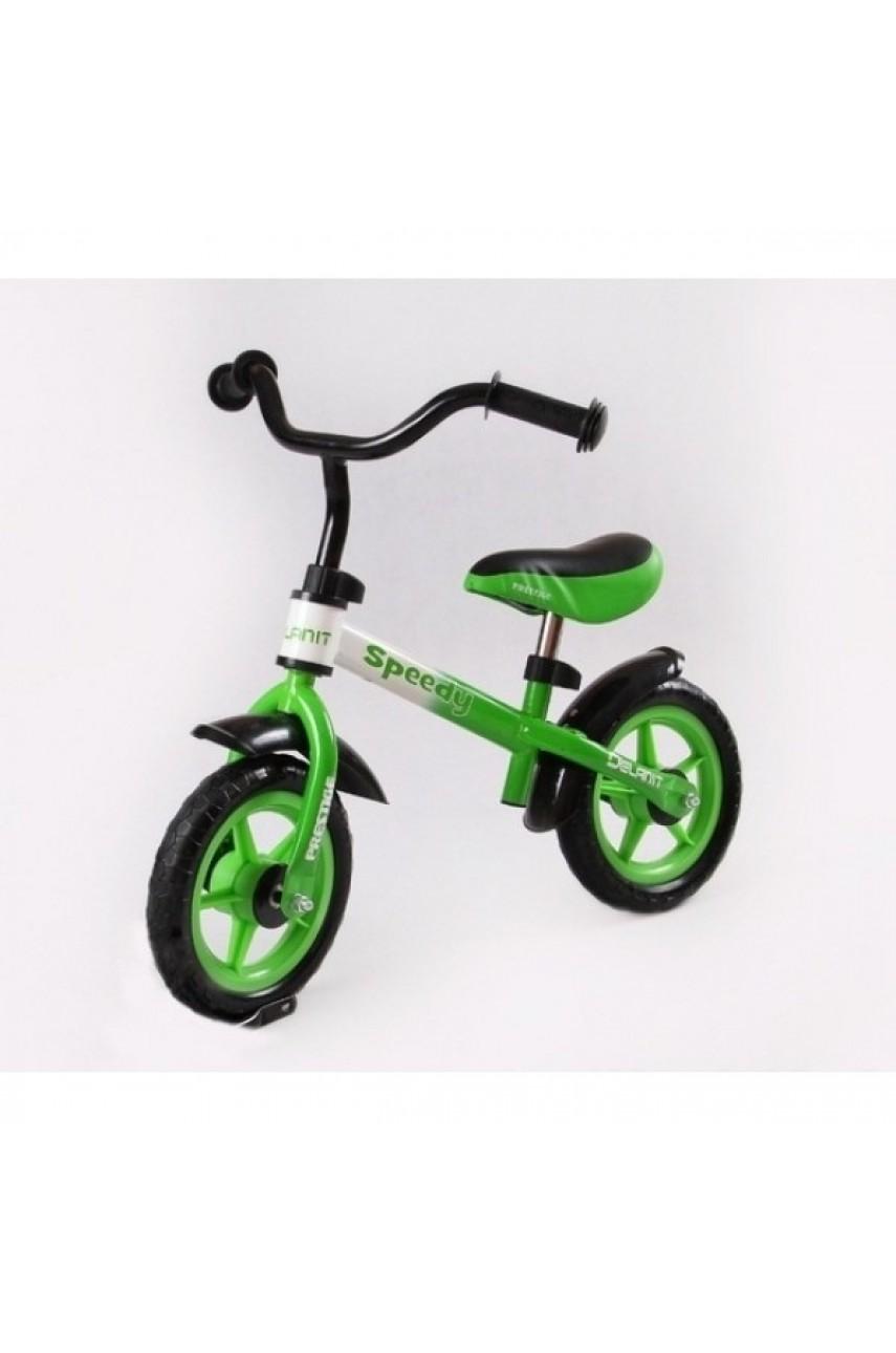 Беговел Delanit Speedy зеленый