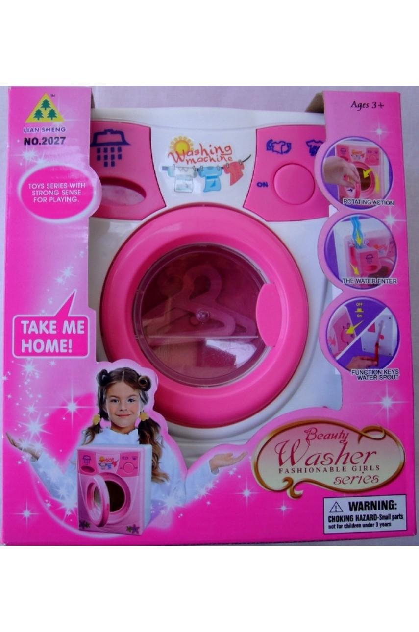 Детская стиральная машина Washing mashine 2027