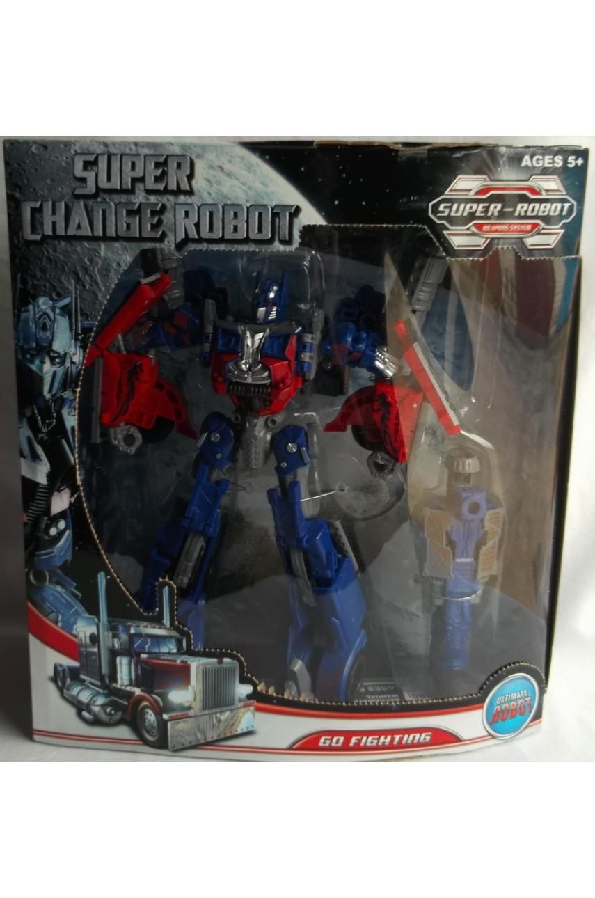Игрушка Супер робот-трансформер
