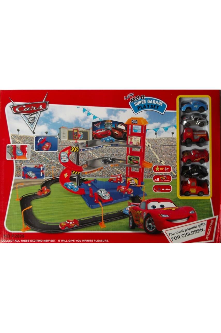 Детская игрушка Паркинг Тачки P2899