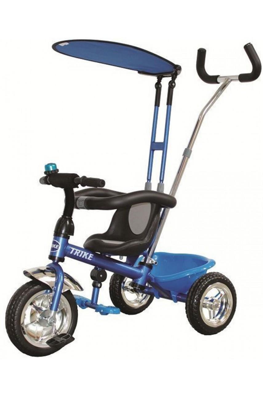 Детский трёхколёсный велосипед Trike ST2 синий