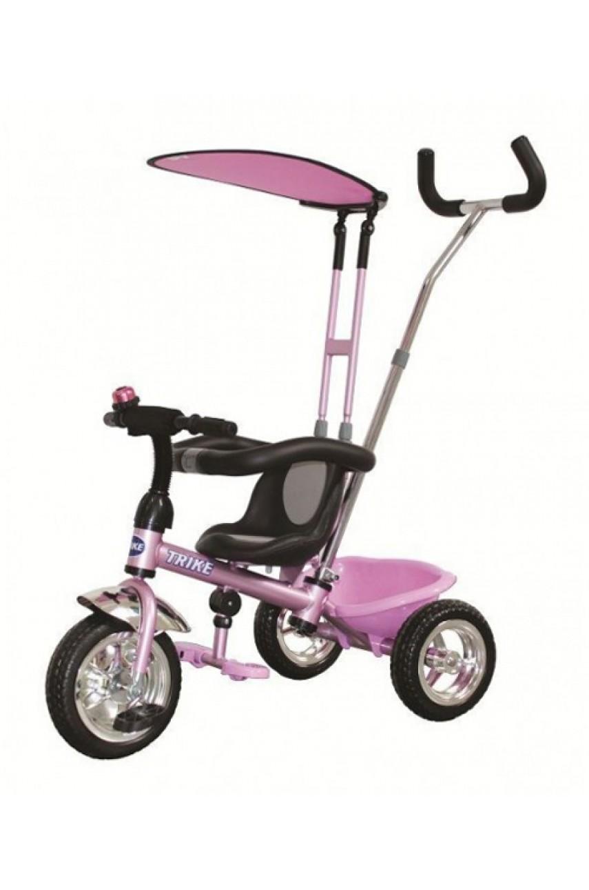Детский трёхколёсный велосипед  Trike ST2 розовый