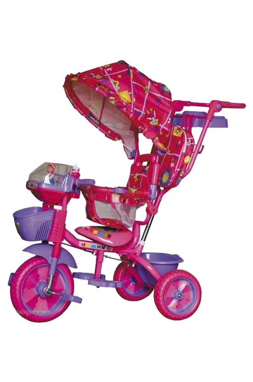 Детский трехколесный велосипед Чижик TT12P