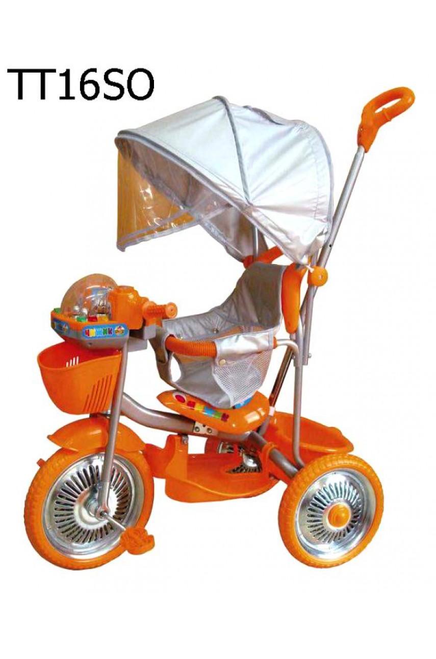 Детский трехколесный велосипед Чижик ТТ16SO