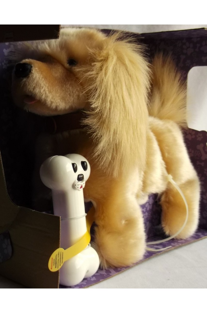 Интерактивный щенок Вилли