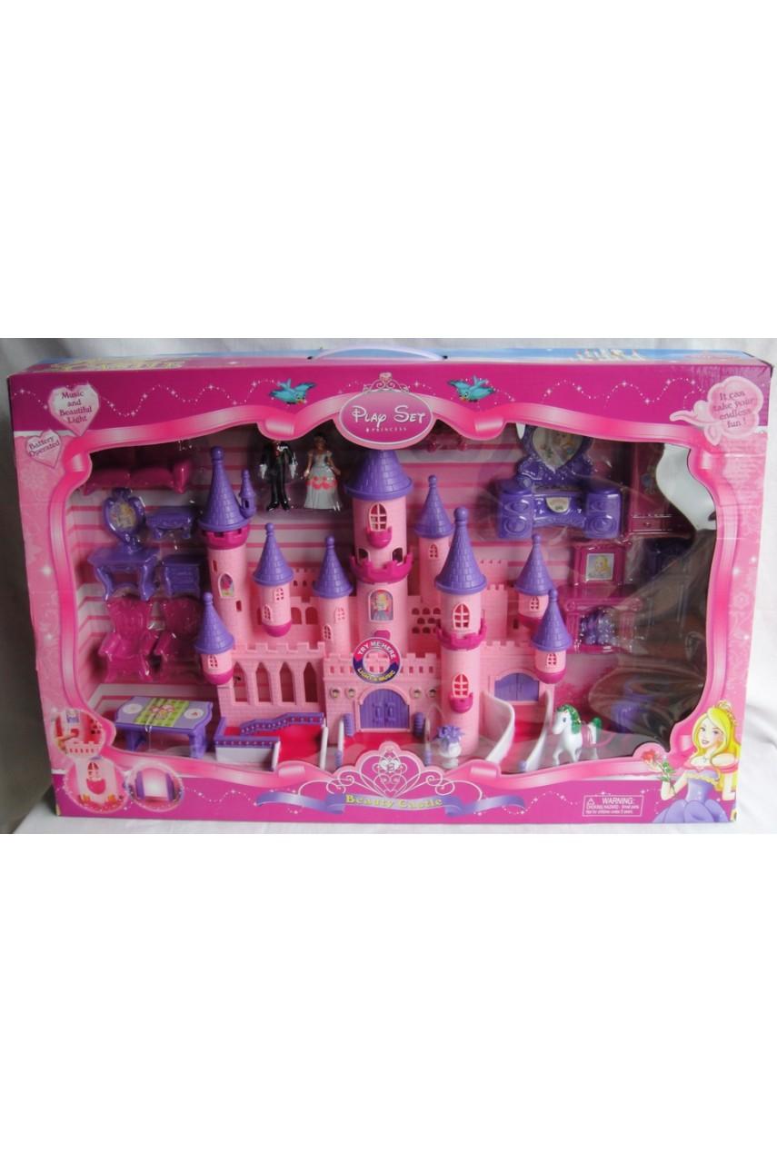 Игрушка Замок для принцессы SQ-2924