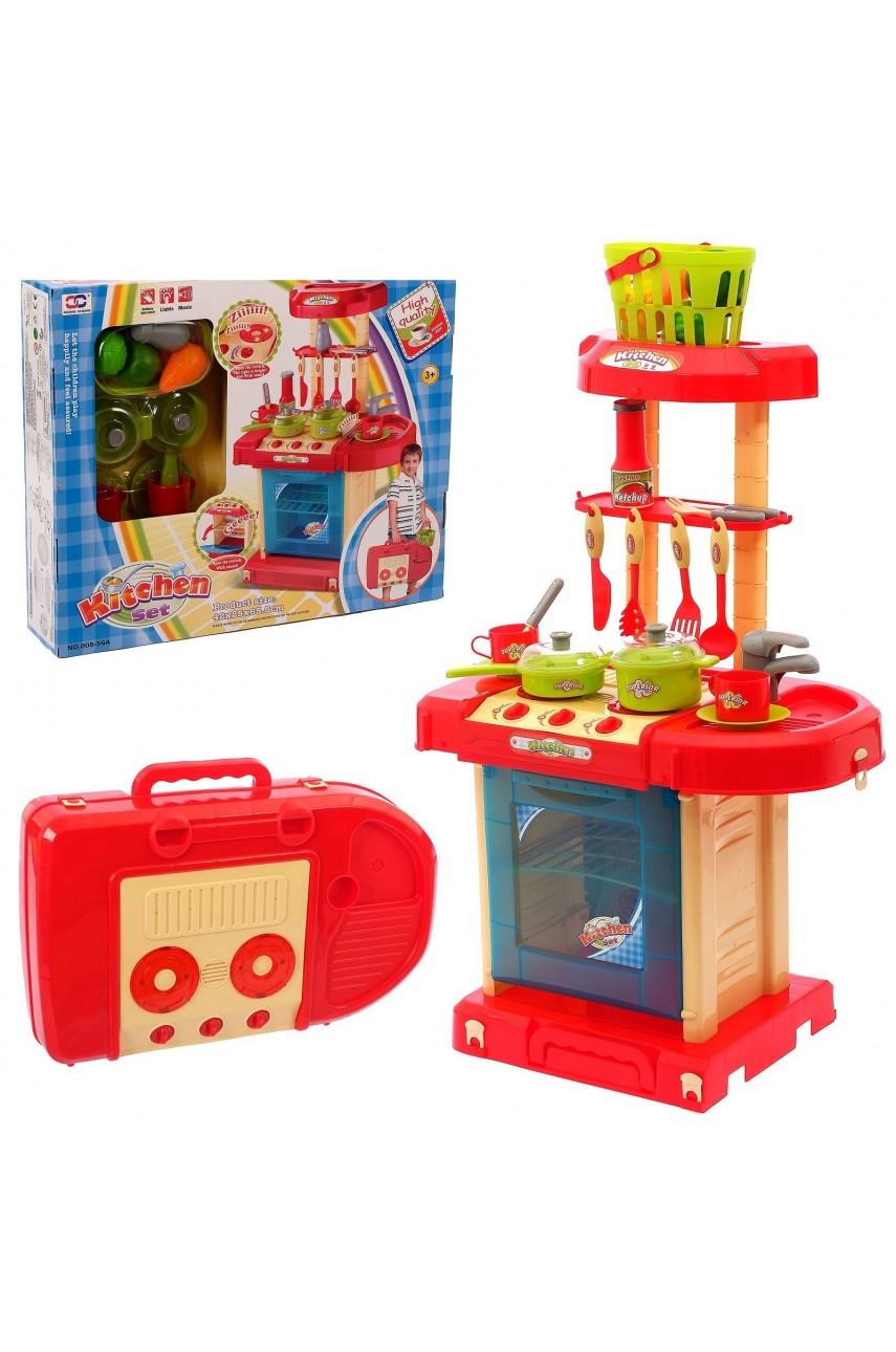 Детская игровая кухня Kitchen 008-56А
